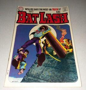 BAT LASH #4 DC COMICS NICK CARDY ART SILVER AGE WESTERN MOVIE CLASSIC SERIES