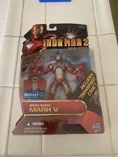 Marvel Legends Iron Man 2 Movie MARK V - Walmart Exclusive Htf Rare