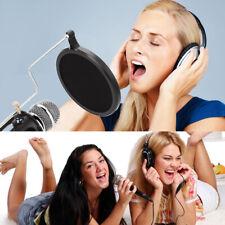 Mini Microphone Mic Kit Singing Studio Recording Condenser For Phone PC Laptop