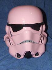 Star Wars Stormtrooper Helmet Unique Pink Fibreglass Wearable Prop