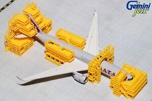 Gemini Jets Aircraft Maintenance Scaffolding 1/400 Scale GJAMS1828