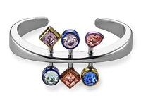NIB $249 Atelier Swarovski by Peter Pilotto Arbol Cuff Bracelet Size S #5263417