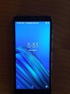 Motorola Moto e6 Android Smartphone for T-Mobile network. 16GB - Black