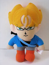 Dragonball Dragon Ball Z Kai Anime Plush Doll UFO Catcher SS Trunks Japan 1993