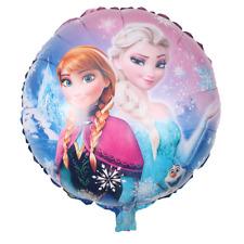 Disney Frozen Anna, Elsa, Olaf Party Foil Balloon 18 Inch