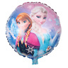 Disney Frozen Anna, Elsa, Olaf Party Foil Balloon 18 Inch