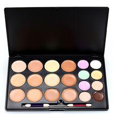20 Color Face Contour Kit Concealer Cream Makeup Set Bronzer Palette  New.UK
