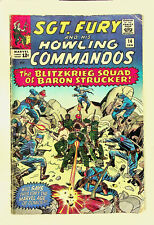 Sgt. Fury and his Howling Commandos #14 (Jan 1965, Marvel) - Good-