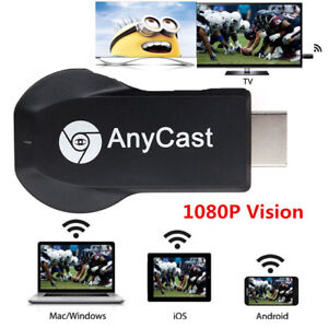 Anycast M2 M4 M9 MX18 M10 Protocols Wecast Miracast Airplay DLNA Connect Wifi