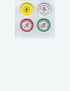 CASINO CHIP SET  FIRELAKE CASINO SHAWNEE OKLAHOMA  50c,1,5,AND 25$
