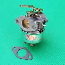 Tecumseh 632378 632378A 3.5Hp Snowblower Carburetor Repacement Adjustable Carb