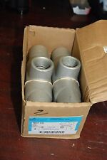 """Cooper Crouse-Hinds, Tb37 Cg, 1"""" Conduit Outlet Body, Box of 2, New in box"""