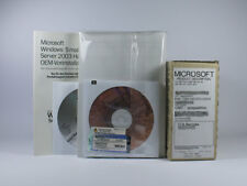 Windows Small Business Server 2003 Premium R1 mit 5 Clients OEM/OSB Vollversion