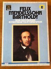 Teldec/ Decca/ Hörzu: Felix Mendelssohn Bartholdy - Seine Meisterwerke/ MC-Box