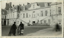 PHOTO ANCIENNE - VINTAGE SNAPSHOT - MILITAIRE GENDARME POLICE VÉLO - MILITARY