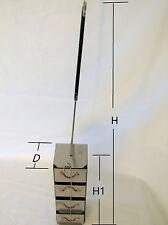 Drawer Rack for Liquid Nitrogen LN2 Storage Tank Dewar Cryogenic Canister  30L