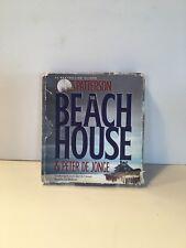 The Beach House by James Patterson & Peter de Jonge (2002, Audio, CD Unabridged