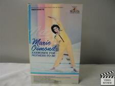 Marie Osmond: Exercises For Mothers-To-Be VHS (large case)