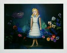 We're All Mad Here - Stefan Thelen - Super A  Signed PRINT edition #/150