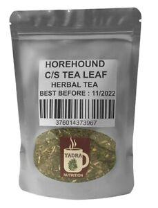 White Horehound Herbal Tea Cut and Shifted Marrubium Vulgare 2oz-8oz
