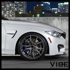 """19"""" XO VERONA GUNMETAL CONCAVE WHEELS RIMS FITS BMW E89 Z4"""