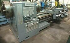 "12 1/2"" Spindle Bore, Poreba Tpl-903M, 36"" X 120"" Engine Lathe, w/Taper Attach."