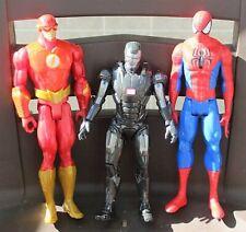 DC Comics Marvel Super Heroes Dolls Batman The Hulk Spiderman & More