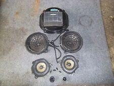 Mercedes Benz Bose sound system complete fits w208 97-03 clk320 clk430 clk55