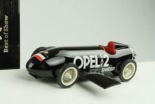 Opel Rak2 Record Car 328 Km/H 1928 1:18 BOS Resin NEU