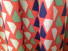 Princess Highway Geometric Print Dress - Size 12
