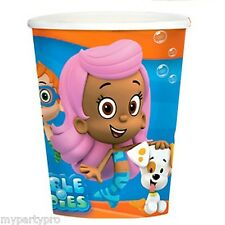 BUBBLE GUPPIES PAPER CUPS BIRTHDAY PARTY supplies FREE SHIPPING