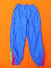 LE COQ SPORTIF Jogging Pants Pantalon Survêtement Training Nylon Vintage 90s  L