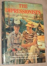 The Impressionists 1985 Nathaniel Harris Large Art Book Great Pictures! See!
