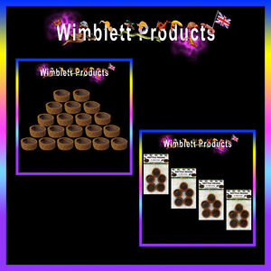 Reptile Hatchling & Small Dishes & Bowls For Water, Food, Calcium Dust, Gel