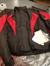 Alpinestars Stella P1 Sport-Touring Jacket Large Black/ Red 2822-0220