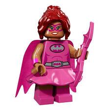 LEGO Minifigures / Minifiguras 71017/The Lego Batman Movie/Batichica Pink Power