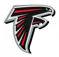 Atlanta Falcons 3D Fan Foam Logo Sign Bild,NFL Football,Relief Wandlogo