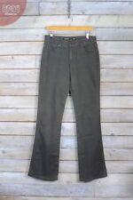 Jeans da donna grigia Wrangler denim