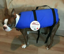 Pet life jacket New Med Kent safety water vest life preserver flotation device