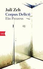 Corpus Delicti von Juli Zeh (2010, Taschenbuch)