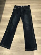 Men's Bull It Motorcyle Jeans Covec Lined Size 34L