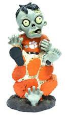 Clemson Tigers Zombie on Logo Figurine [NEW] NCAA Figure Garden Gnome Yard