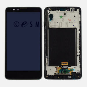 OEM LCD Touch Screen Digitizer + Frame Assembly For LG G Stylo 2 LS775 K540