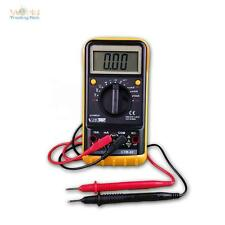 Digital-Multimeter CTM-43 Big STROM-MESSGERÄT gummiert!