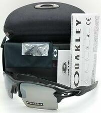 New OAKLEY OO 9188-96 59 FLAK 2.0 XL Prizm Polarized Sunglasses Matte Black