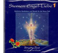 STERNEN-ENGEL-LIEBE Teil 1 - Brigitte Jost CD - NEU OVP