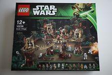 LEGO STAR WARS 10236 UCS Ewok Village NEUF