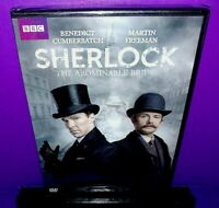 Sherlock: The Abominable Bride (DVD, 2016) Brand New B549