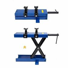 MOTORCYCLE LIFT STAND 500KG SCISSOR LIFT JACK STAND DIRT BIKE ATV HD