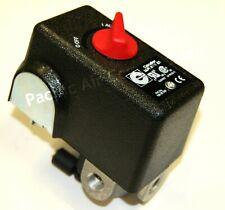Air Compressor Pressure Switch 4 Port 90 Degree Unloader 130 Psi On 155 Off